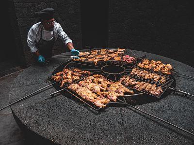 lotes de carne para barbacoas