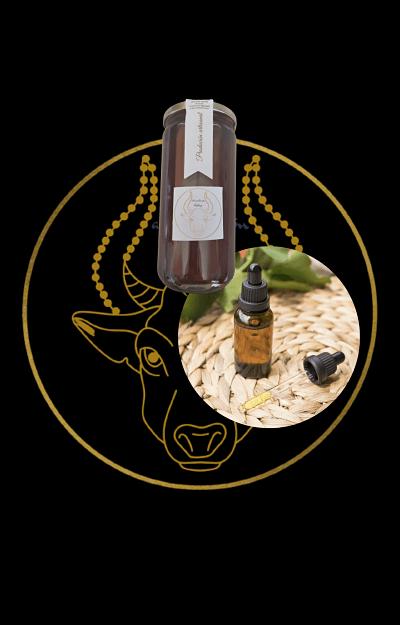 miel natural y propóleo